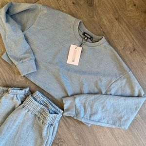 Missguided Pants - MISSGUIDED jogger set